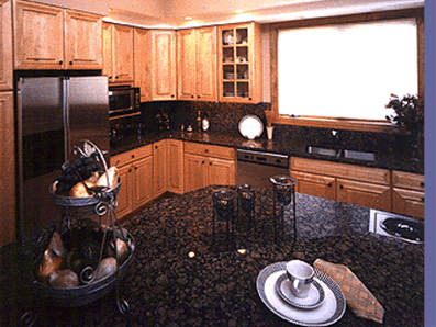 Luxury Stone Kitchen